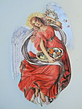 The Bradford Exchange 1998 Fall's Splendor seventh issue Seasons of Joy angel