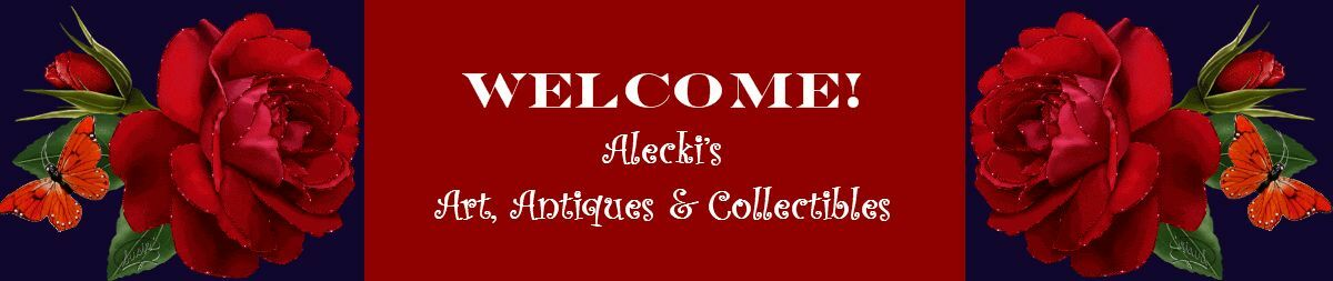 Alecki's Art Antiques Collectibles