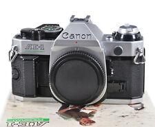 """Canon AE-1 Program / neue Dichtungen / ohne """"Asthma"""""""