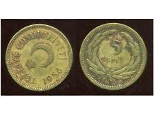 TURQUIE  5 kurus 1956