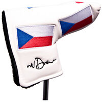 MD Golf Country Flag Blade Putter Headcover - Czech Republic New