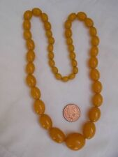 Unbranded Plastic Necklace Art Deco Costume Jewellery