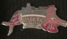 Phish-Northerly Island Chicago 2013 Pin Limited Edition Sold Out