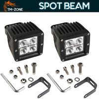 2X Led Lights Fit Tractor Allis Chalmers B/C/D/4W/100/5000/6000/7000/8000 Series
