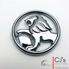 Holden Lion Chrome Front Bonnet Badge Fits VT VU VX Commodore SS S Pac Sedan Ute