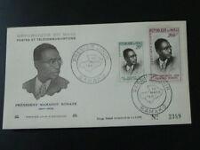 president Mamadou Konate FDC Mali 1961