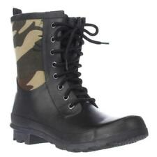 Camouflage Medium Width (B, M) Boots for Women