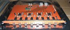 Gigamon 10GigaPORT-8X 10GB/s SFP+ Card +8xSFP-532 10Base-SR Transceivers
