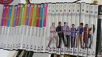 7 VIDAS Stagione 2+3 Completa - 27 DVD 52 Serie + DVD Extra