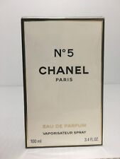 CHANEL No 5 PERFUME FOR WOMEN EDP SPRAY 3.4 OZ / 100 ML NEW IN SEALED BOX