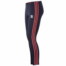 adidas Damen 3-Streifen Space Shift Leggings Hose Rita Ora Tight schwarz-multi