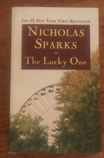 Nicholas Sparks - The Lucky One - Paperback - 2010 - VG - Priced To Sell