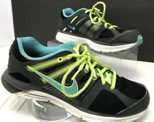 NIKE ANODYNE DS Women s Running Sneakers Shoes ~ Size 8 ~ Gray Teal Neon 651834904