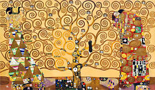 A3 -GUSTAV KLIMT TREE OF THE LIFE - FAMOUS PAINTERS CLASSIC PAINTINGS Posters #4