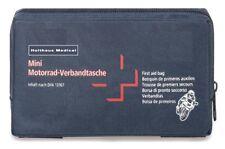 Mini Verbandtasche nach DIN 13167  platzsparend für Motorrad Fahrrad Freizeit