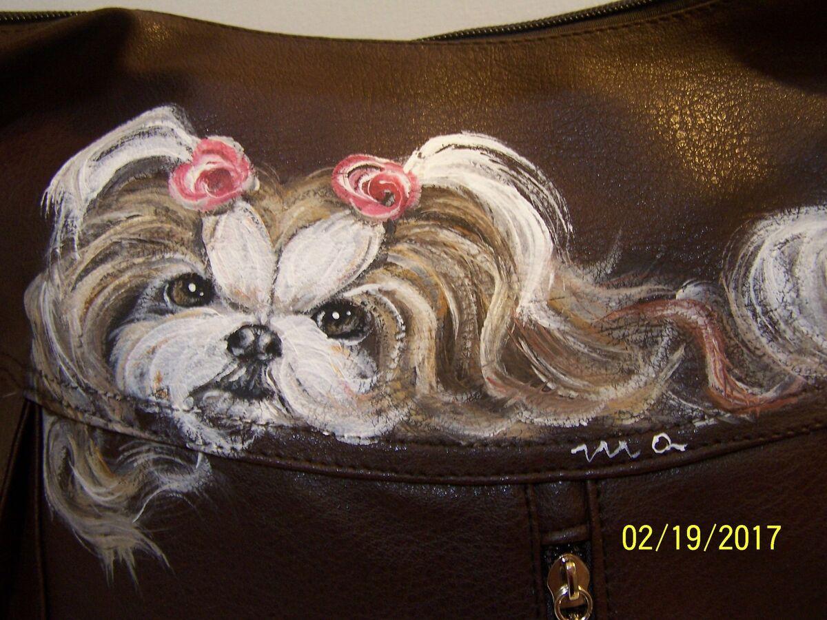 poookie's handpainted pet art