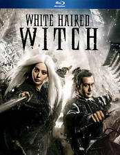 White Haired Witch (Blu-ray Disc, 2015) NEW! SEALED! SLIPCOVER!