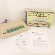Royal Sovereign Laminating Machine Rpa 3000cl