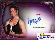 2009 Tristar TNA Knockouts #KA9 Roxxi AUTO MINT