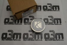 Saturn Ion Vue Aura Sky Center Hub Center Cap Silver Cover 2 in. diameter new Oe (Fits: Saturn Ion)