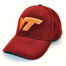 Virginia Tech Hokies NCAA Top of the World Adjustable Strapback Cap Hat