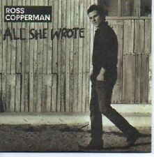 (893H) Ross Copperman, All She Wrote - DJ CD