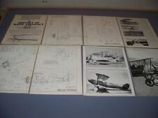 VINTAGE..WACO ATO TAPPERWING ...5-VIEWS/HISTORY/SPECS..RARE! (496F)