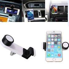 """Supporto auto cruscotto bocchette griglie aria per iPhone 6S PLUS 5.5"""" Bianco"""