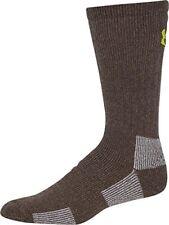 Under Armour Scent Control II Full Cushion Boot Socks, Hearthstone, Size Medium