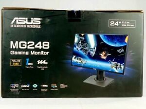 "Asus 24"" MG248QR 1080HD Gaming Monitor 1ms Trace Free 144Hz Rapid Refresh Rate"