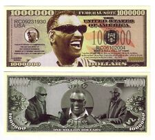 ONE MILLION DOLLARS RAY CHARLES