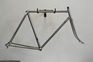Repainted Steel Lightweight Road Bike Frame and Forks (F22)