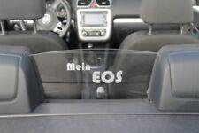 VW EOS Windschott für das Fahren zu Viert (Schollen Windschott)