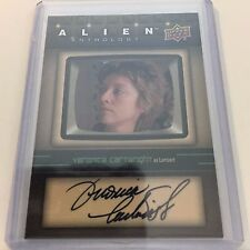 ALIEN VERONICA CARTWRIGHT AUTO AUTOGRAPH 2016 UD ANTHOLOGY ORIGINAL 1979 MOVIE