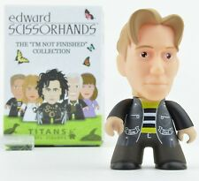 Edward Scissorhands I'm Not Finished Titans Vinyl Figure - Jim