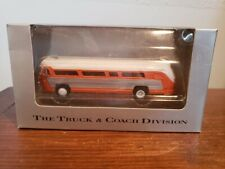 Vintage American Precision Models HO Scale Bus APM # 39013 White & Orange