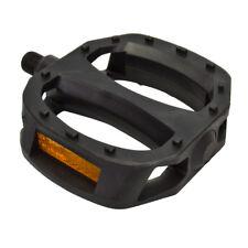 Sunlite Pedals Platform Nylon 1/2In Blk Strap Compatible
