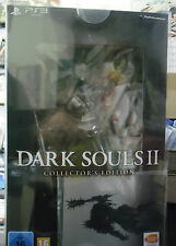 DARK SOULS 2 COLLECTOR'S EDITION VERSIONE ITALIANA CON TARGA METALLICA NUOVO PS3