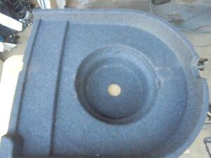 rover 75 estate mg ztt spare wheel liner erd000020