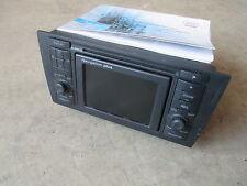 Navigation Plus Navi RNS AUDI A6 S6 RS6 Radio CD TV