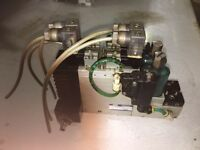 Parker Vacuum Pump, CVX-0260B-N, AS PICTURED, USED