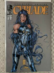 Cyblade #1 (Excellant condition)(Bagged and boarded)