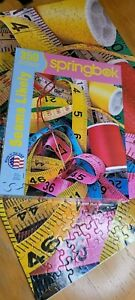 Springbok SEAMS LIKELY Gary Guy Sewing Notion 350 Piece Jigsaw Puzzle Complete