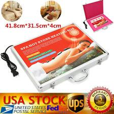 Spa Massage Hot Stones Heating Box Warmer Heater Box Case f/ Body Spa Rock Stone