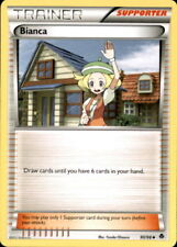 4x Pokemon NOBLE VICTORIES BIANCA 90/98 UNCOMMON TRAINER CARD NM