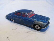 Vintage CORGI 238 Jaguar Mark X dark blue