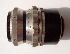 Xenon F:1.5 f=2,5 cm D.R.P. Jos. Schneider & Co Kreuznach lens N7271