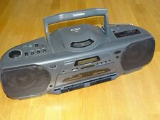 Telefunken RC 900 CD Ghettoblaster, CD defekt, Radio & Tape funktionieren