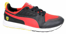 PUMA Leather Shoes for Boys with Laces