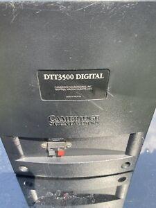 Cambridge Soundworks DTT3500 Subwoofer Speaker Only Passive Sub